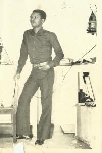 Patrick Sapallo 1960s